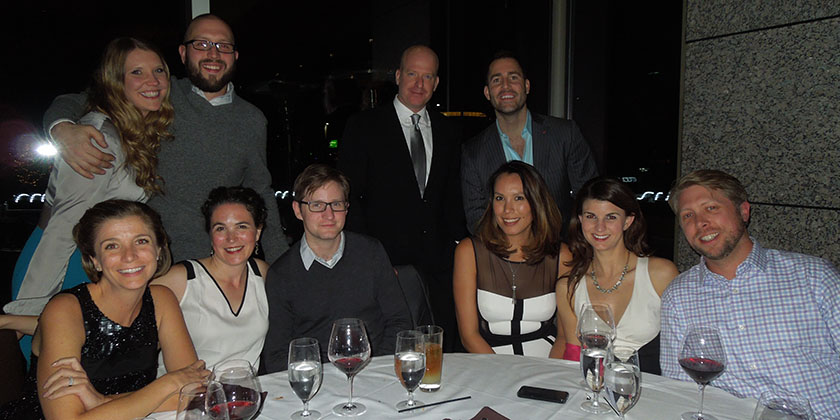 2013 1219 – Clutch Holiday Party