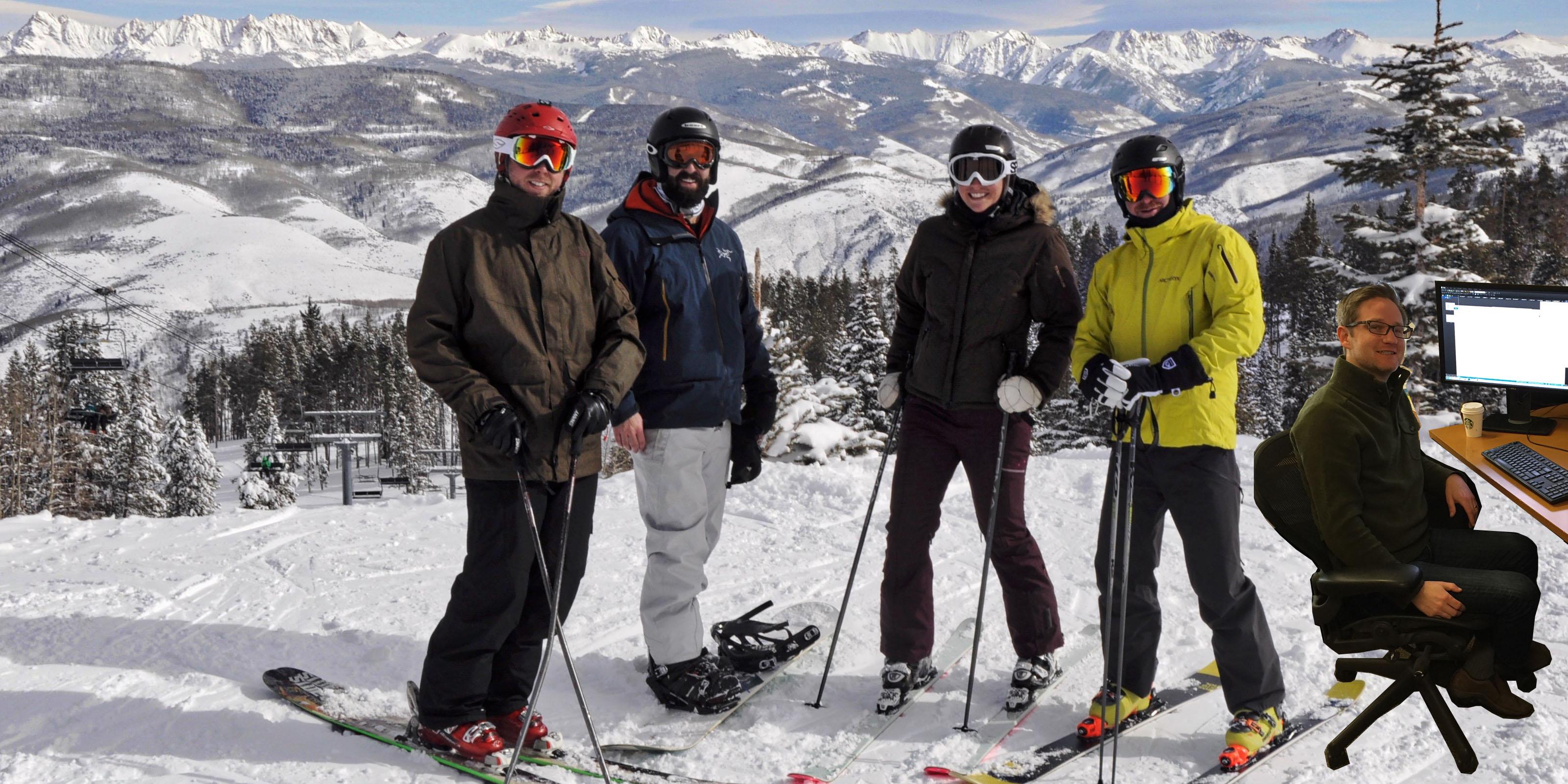 2016 0204 – Clutch Ski Day – Beaver Creek