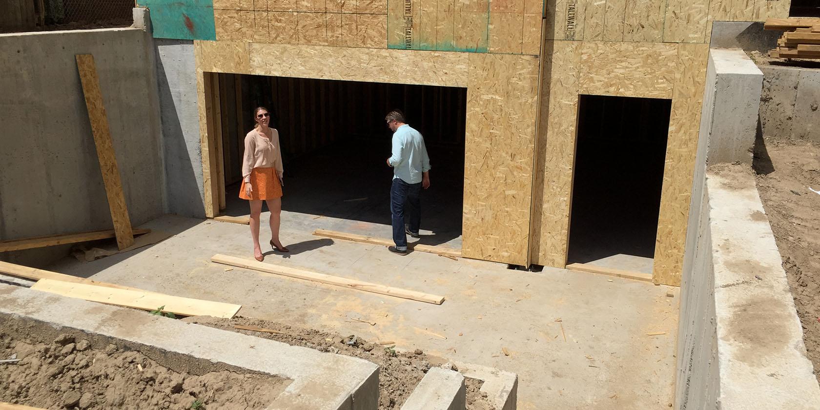 2016 0624 Stuart St Construction