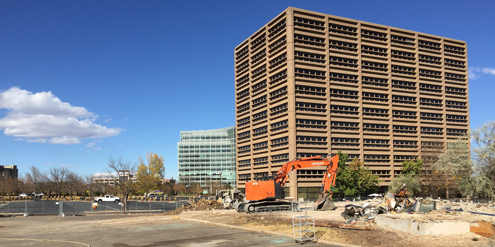 2016 1029 Demolition Complete