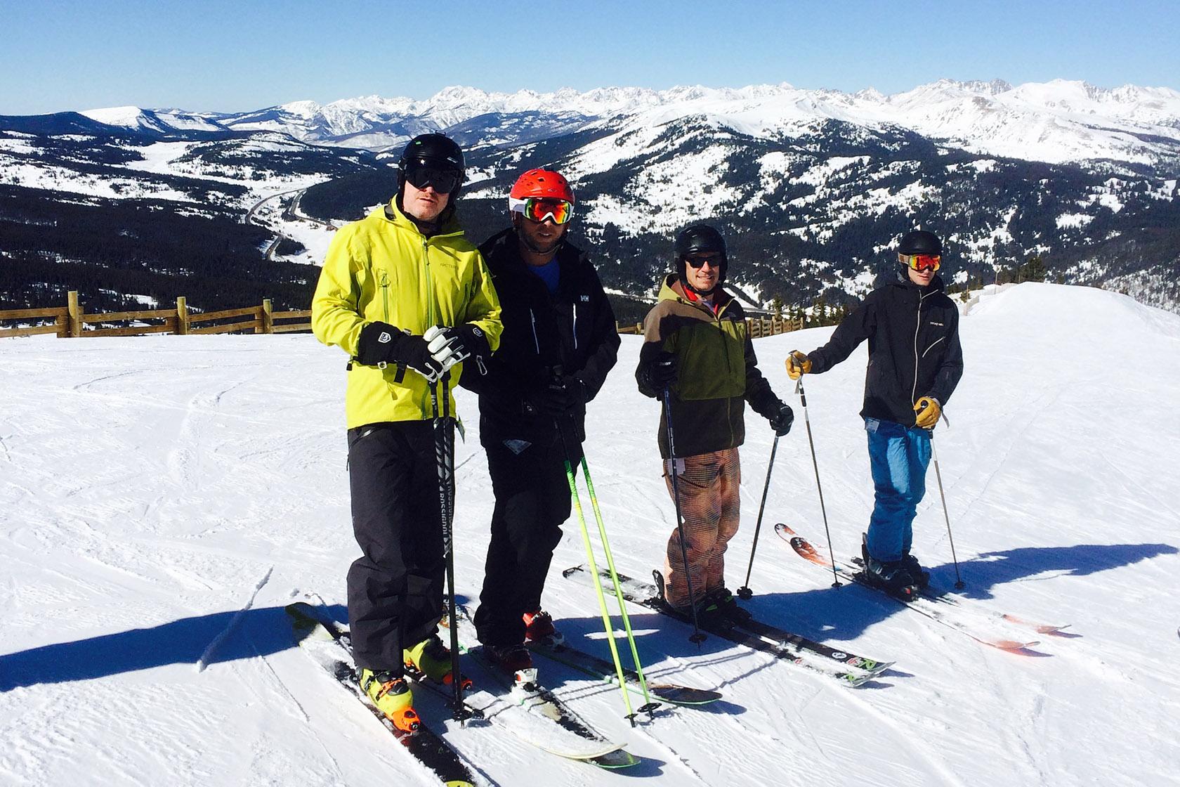 2017 0216 Viracon Ski Day