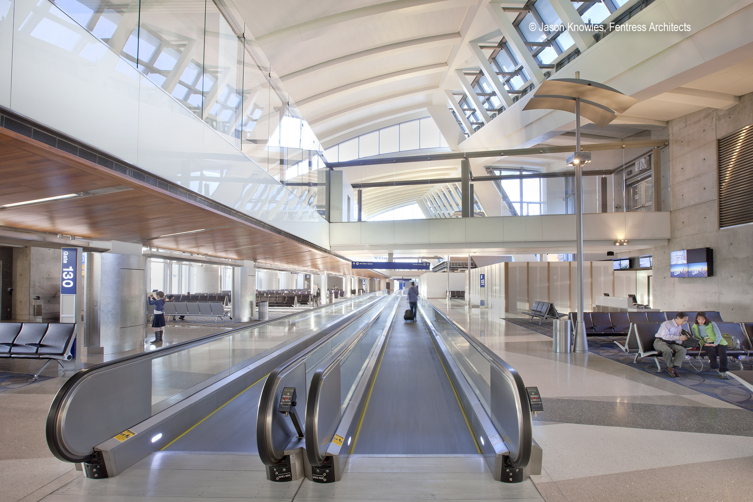 Tom Bradley International Terminal Expansion at LAX