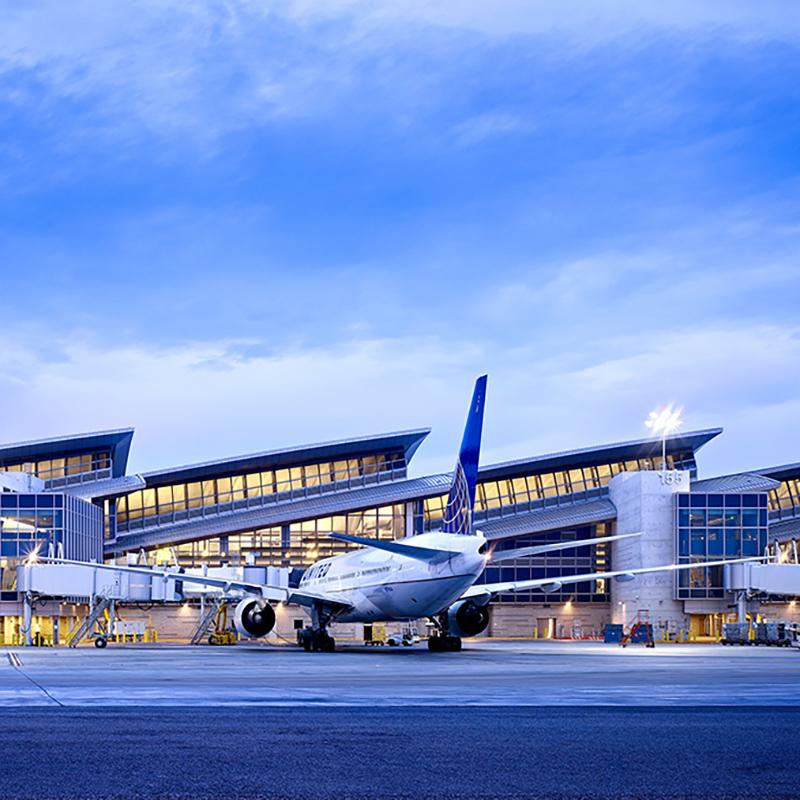 Tom Bradley International Terminal Expansion at LAX