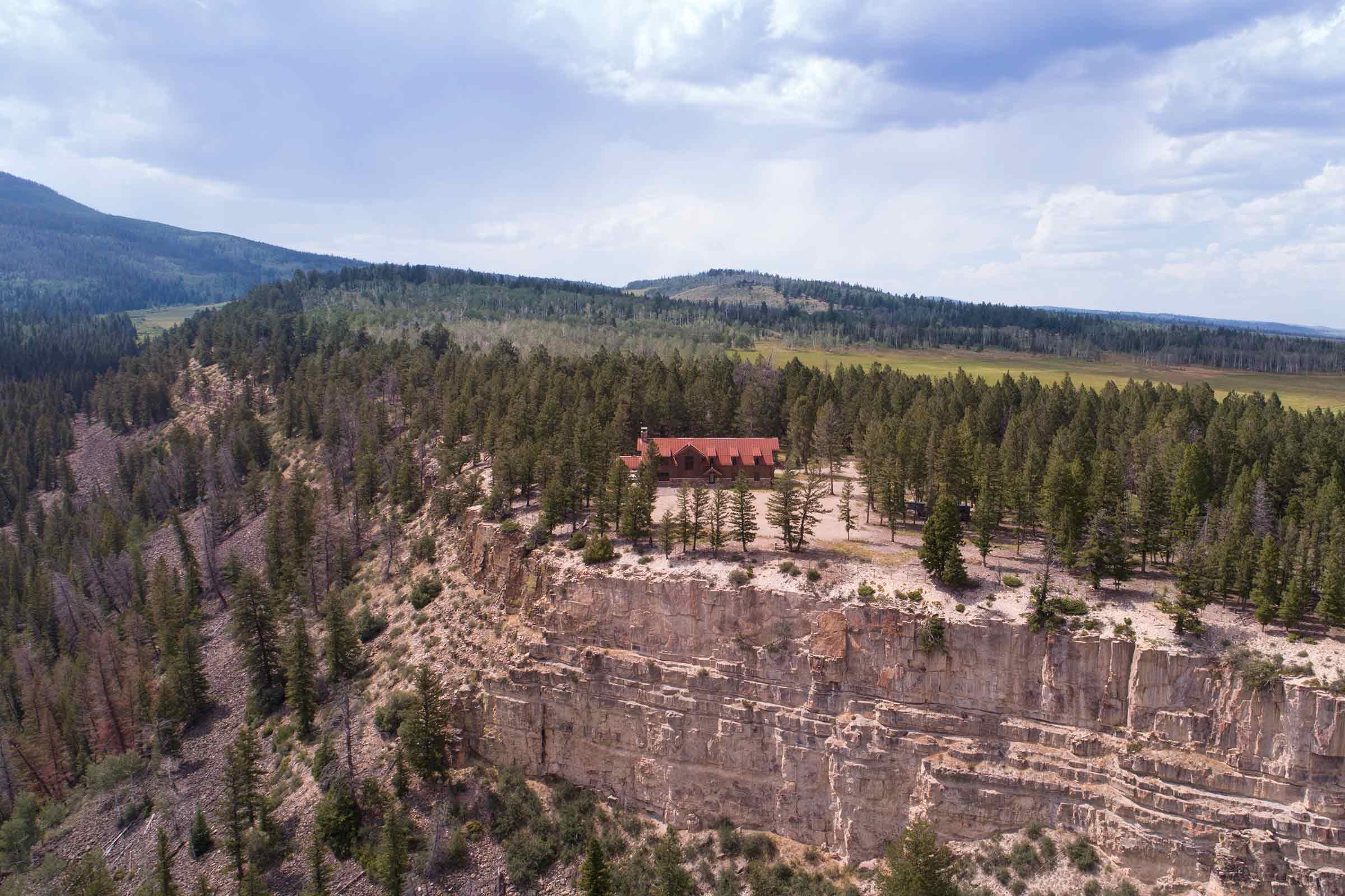 Cliff House, Phase I