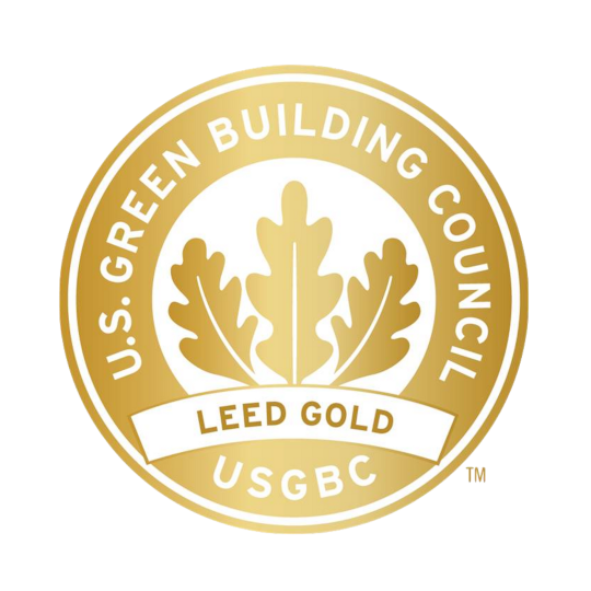 Leed Cert Resized - White